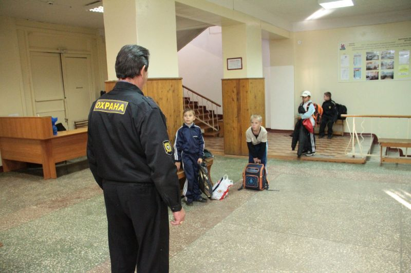 В российских школах повысят антитеррористическую защищенность