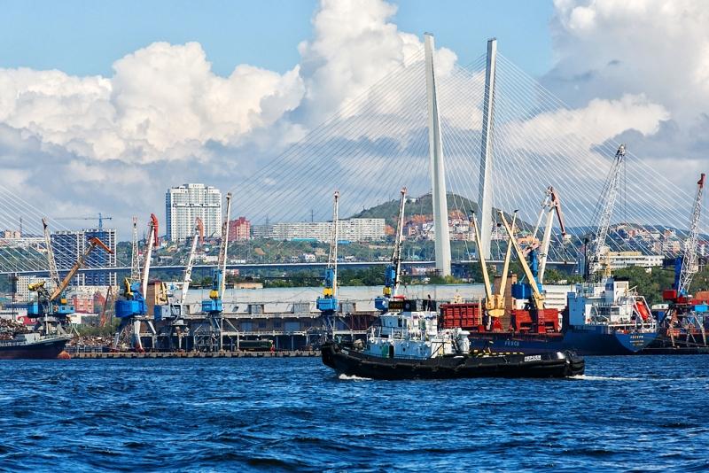 порты Приморья