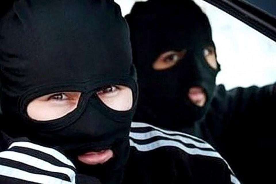 вооруженные грабители
